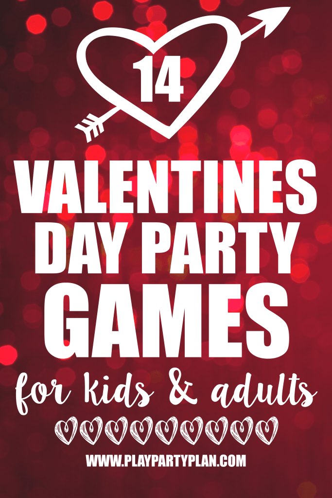 Hilarious Valentine Party Games 14 Games Kids Adults Will Love