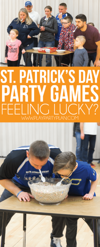 Fun St. Patrick's day games for kids and adults