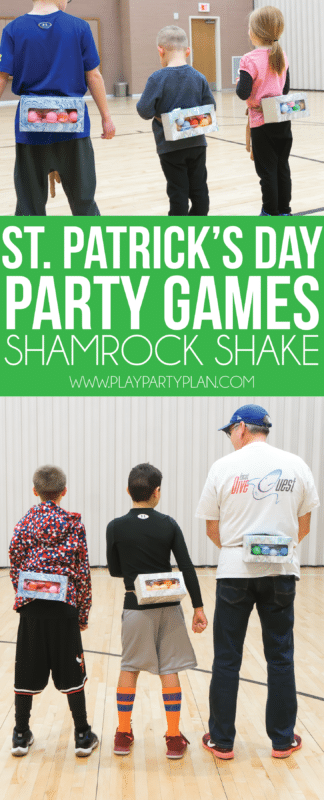 The best St. Patrick's Day games for all ages