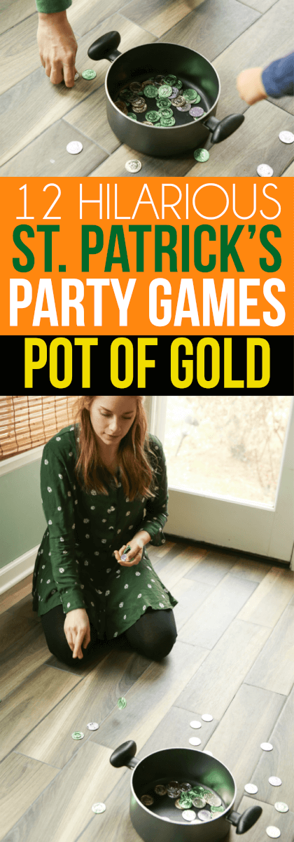 12 Hilarious St Patricks Day Games For Kids And Adults Play