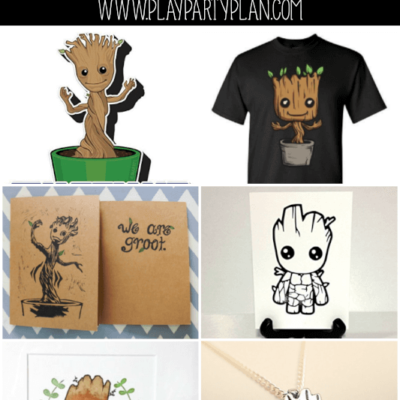 10 Awesome Baby Groot Gift Ideas