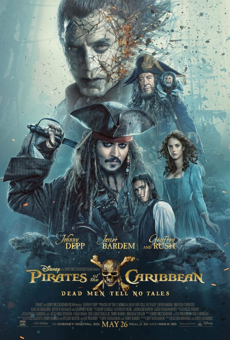 Everything you need to know about PIrates of the Caribbean 5: Dead Men Tell No Tales!