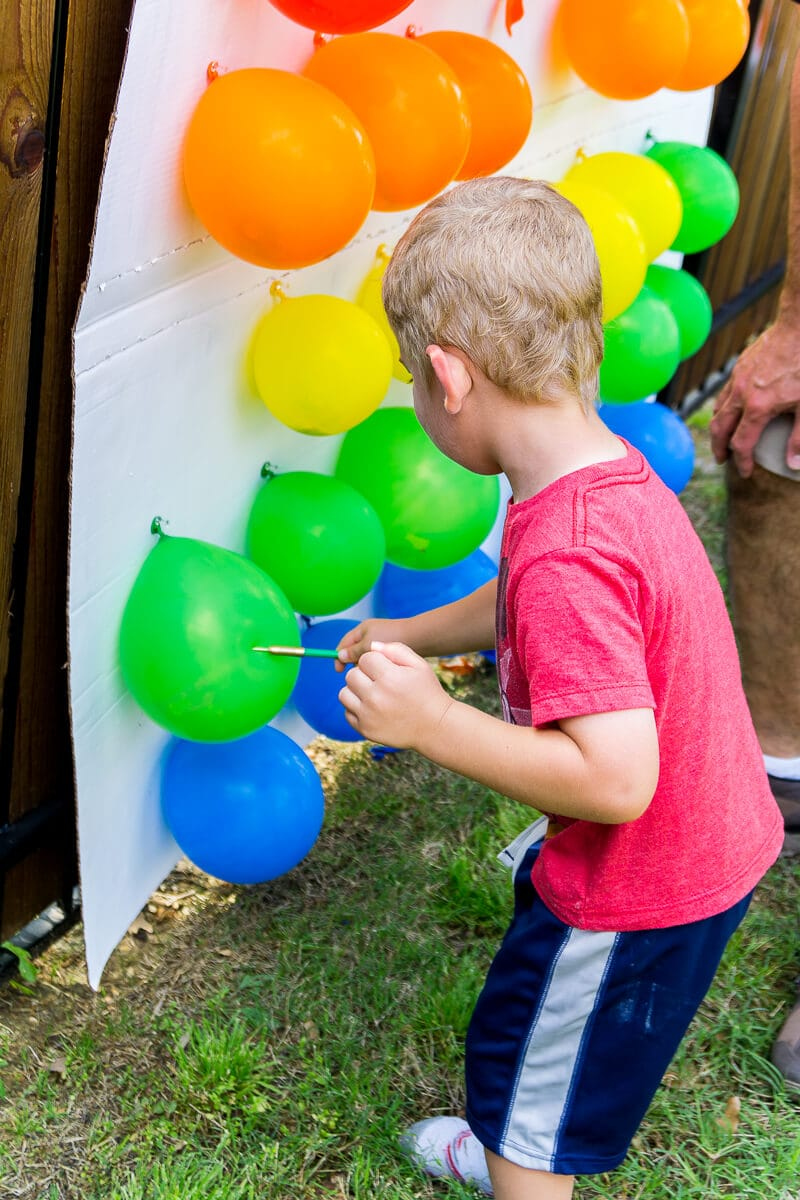 Games To Play At Toy Story Birthday Party : Easy disney themed birthday party ideas that