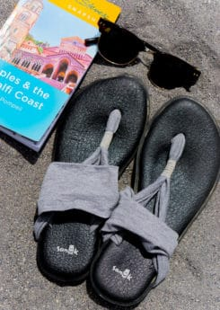 These are the absolute best travel shoes for walking around Europe. They're cute, comfy, and perfect for women to wear in the summer! I used them for Europe and for Ireland and literally wore them every day for 2 weeks straight and they were still comfortable!