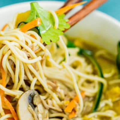Easy Pork Ramen Noodles & Other Ramen Noodle Recipes