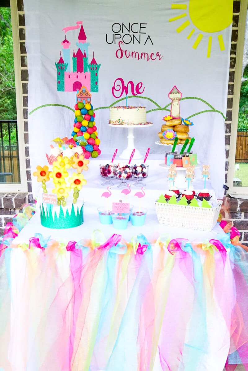 One Year Old Party Ideas