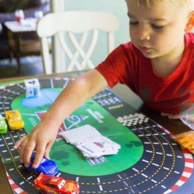 Disney Pixar Cars Games & Activities