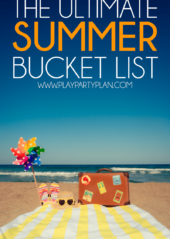 Summer bucket list ideas for all ages