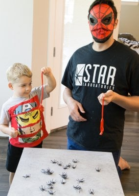 21 Super Superhero Party Games