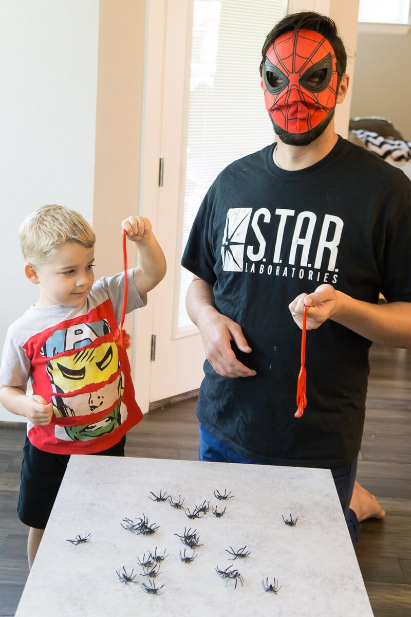 21 Hilarious Superhero Party Games Kids Adults Will Both Love