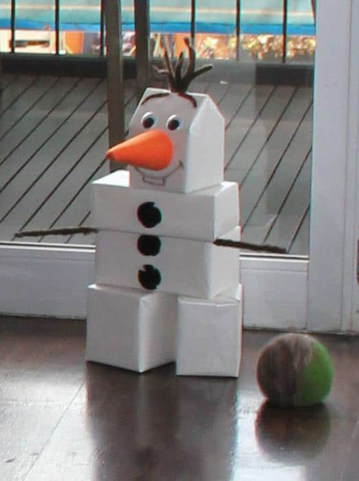 This Olaf bowling game is one of the best Disney Frozen games ever