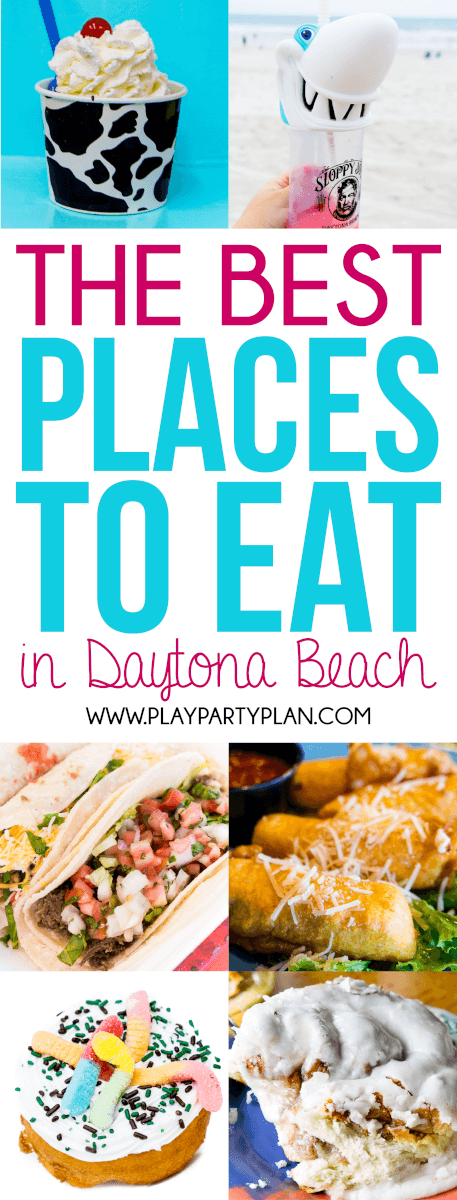 11 of the best restaurants in Daytona Beach