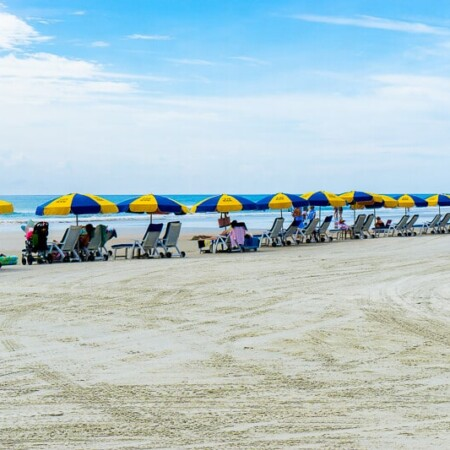 Don't forget to spend time on Daytona Beach when visiting!