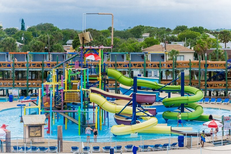 Daytona Lagoon Waterpark Is One Of The Top Beach Attractions
