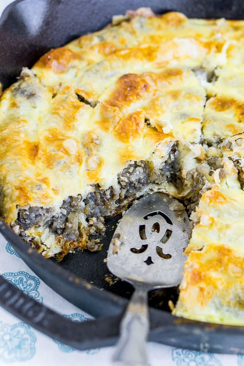 This burek pie recipe is to die for