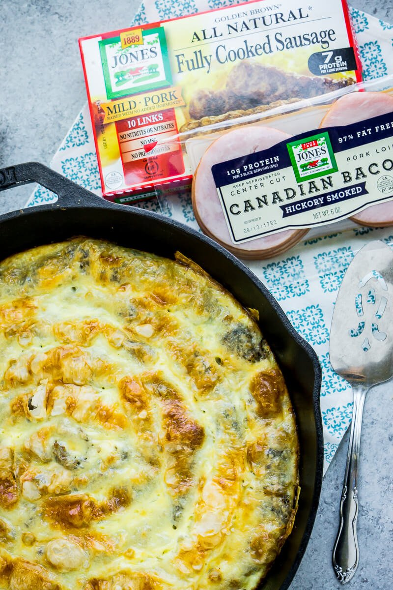 A traditional meat and potato bosnian burek recipe breakfast burek pie simple burek pie recipe made with ham bacon and sausage forumfinder Images