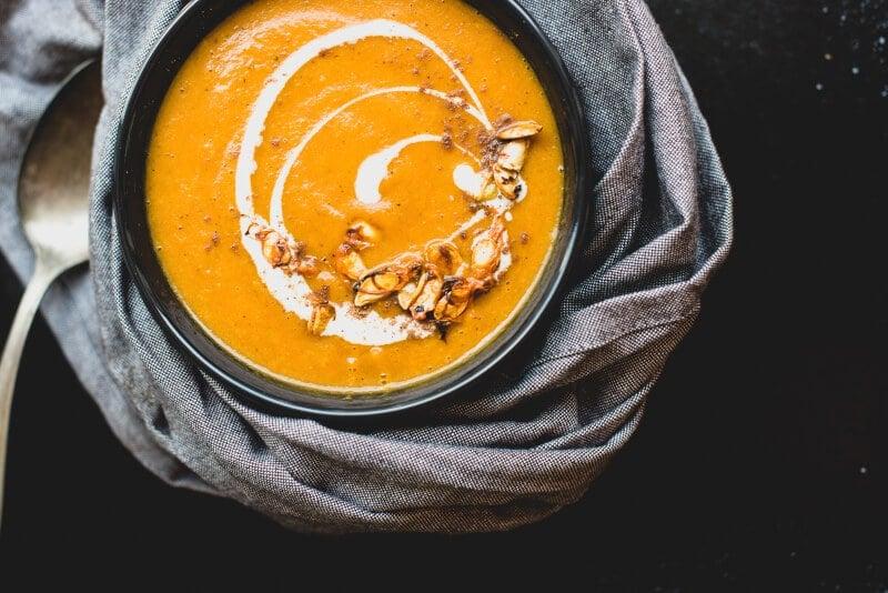 Whole 30 butternut squash soup