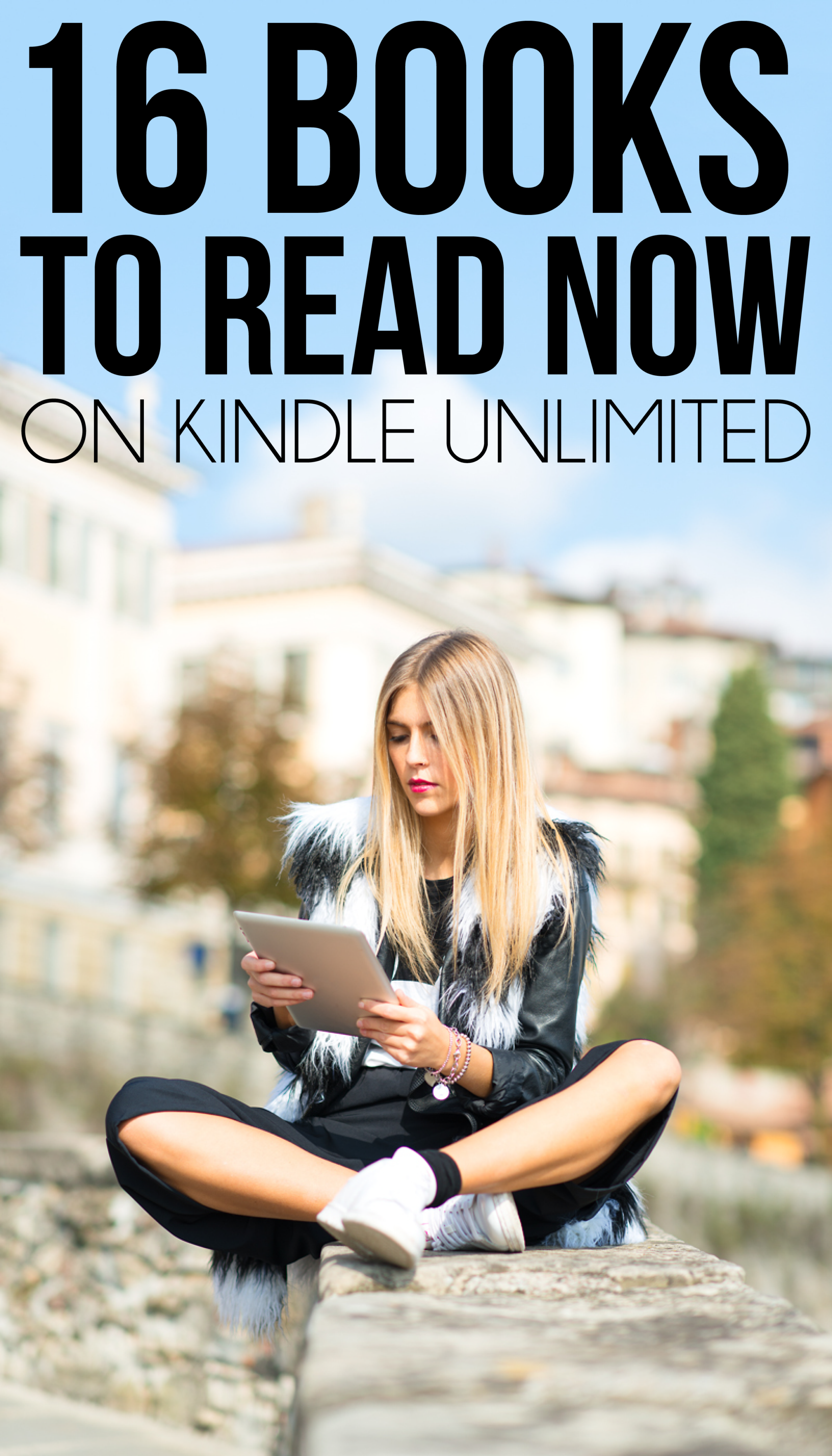 Kindle books to read this year