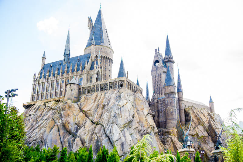 Don't miss Universal Studios Harry Potter land