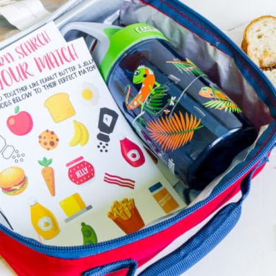 Free Printable Lunch Box Ideas for Kids