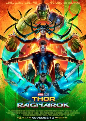 New Thor Ragnarok Trailer and Black Panther Poster