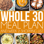 Whole 30 recipes that are perfect for the Whole 30 challenge
