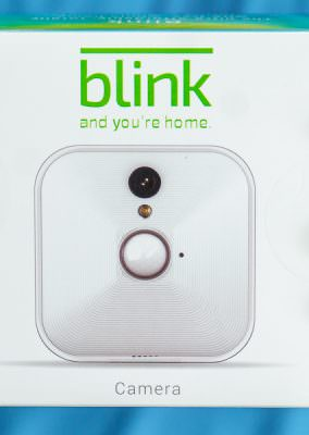 Protect Your Home on Vacation with a Blink Camera