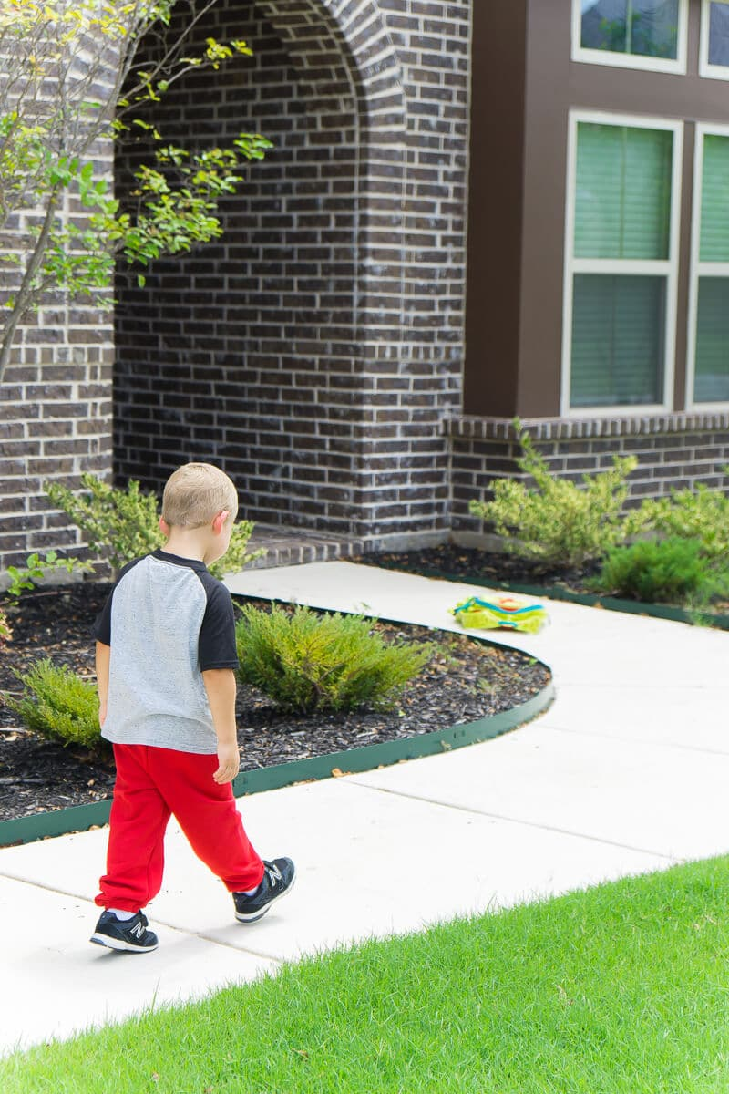 Great back to school outfits for preschoolers