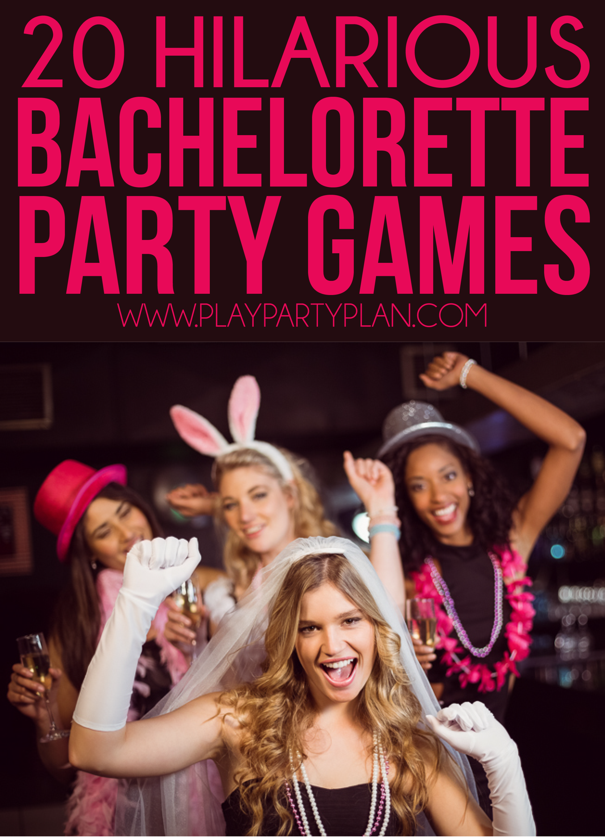 20 Hilarious Bachelorette Party For A Cly Affair