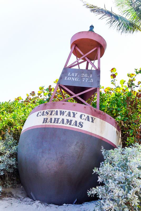 Disney Castaway Cay is one of our favorite ports