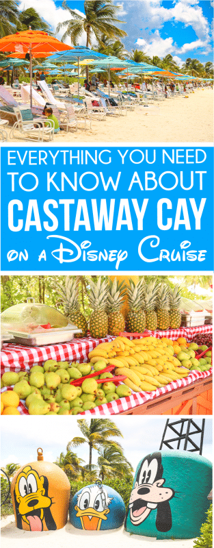 Disney Castaway Cay tips and tricks