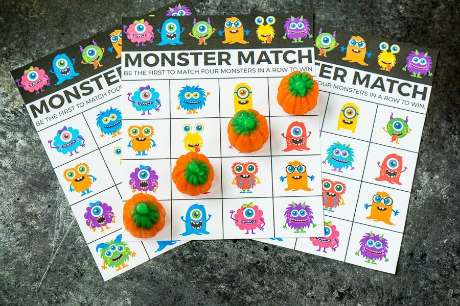 Kids Monster Camp Ideas