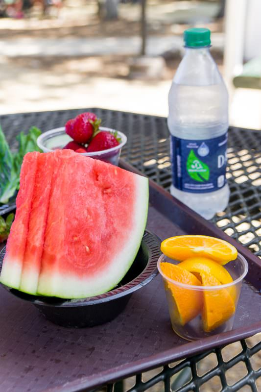 SeaWorld dining offers plenty of healthy options