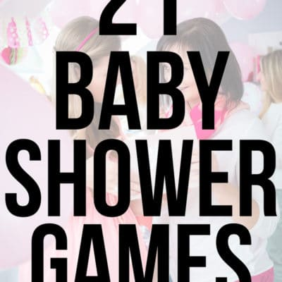 21 Hilariously Fun Baby Shower Games