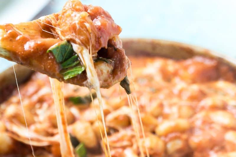 Cheesy and delicious gnocchi recipe