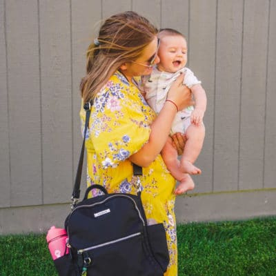 8 Reasons You'll Love A Lily Jade Diaper Bag