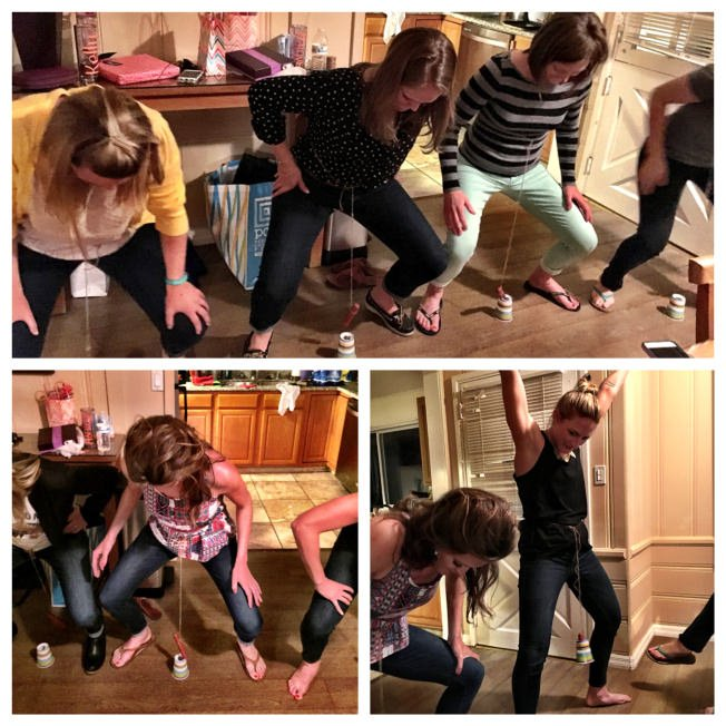 One of the funniest bachelorette party games ever