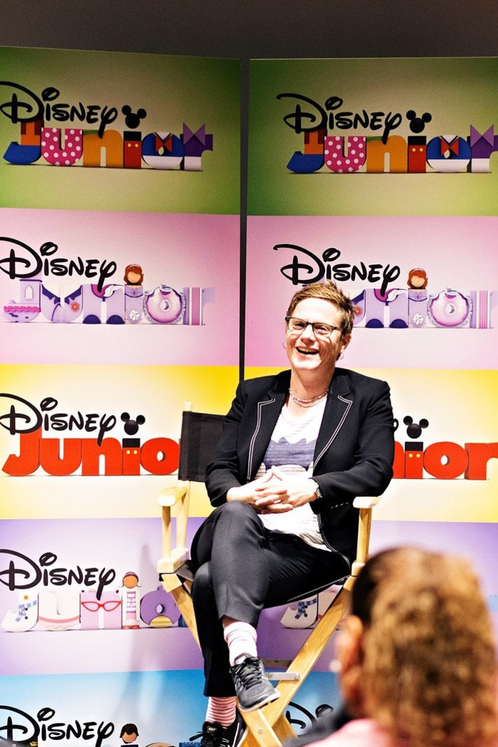 Exclusive interview with Vampirina and Doc McStuffins' creator Chris Nee