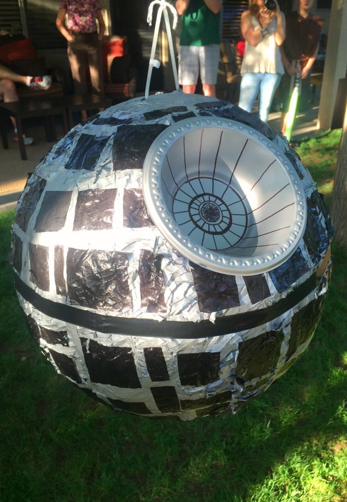 Cutest Star Wars pinata ever