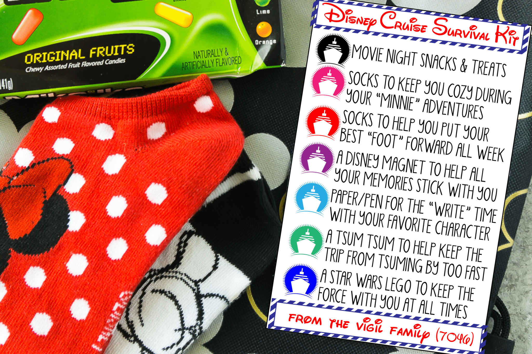 photograph regarding Disney Cruise Door Decorations Printable identify The Cutest Disney Fish Extender Presents with Absolutely free Printable Tags