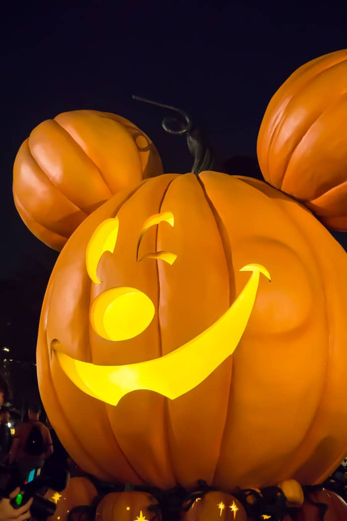 Tips for visiting Disneyland Halloween Party
