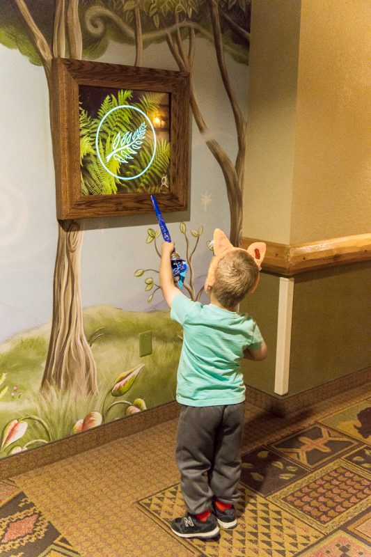 MagiQuest at Great Wolf Lodge Grapevine is for kids of all ages