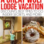 Great Wolf Lodge Grapevine is great for families with kids of all ages