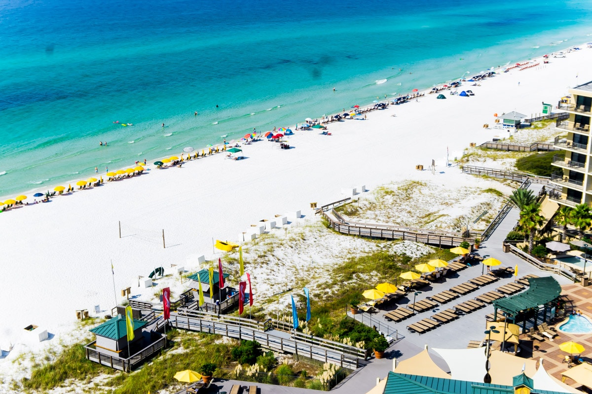 The Hilton Sandestin Beach Resort and Spa is perfect for families