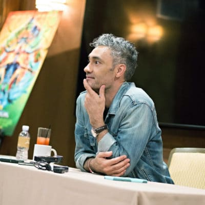 Exclusive Interview with Thor: Ragnarok Director Taika Waititi