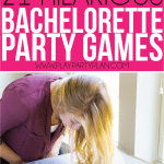 The best collection of bachelorette party games ever