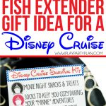 These DIY fish extender gifts are the cutest and so unique! Simply print out the tag, purchase the items that go in the survival kit, and you have an easy idea that works great for adults, for teens, for men, for women, for girls, for boys, and everyone in between. Or skip the survival kit and break the ideas into a cheap alternative with just one of the gifts!