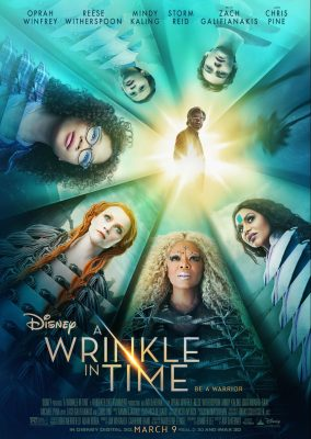 Brand New A Wrinkle in Time Trailer & Poster