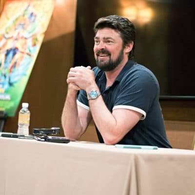 Exclusive Interview with Thor: Ragnarok's Karl Urban
