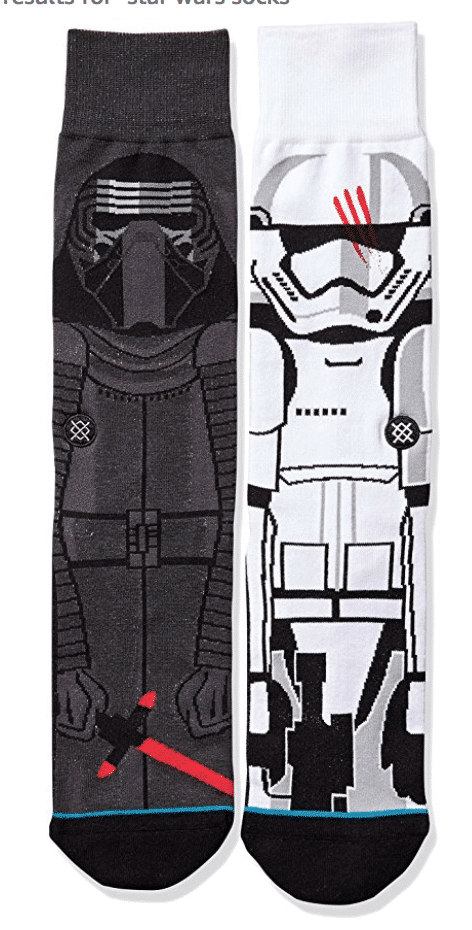 Socks make great Star Wars gifts for men